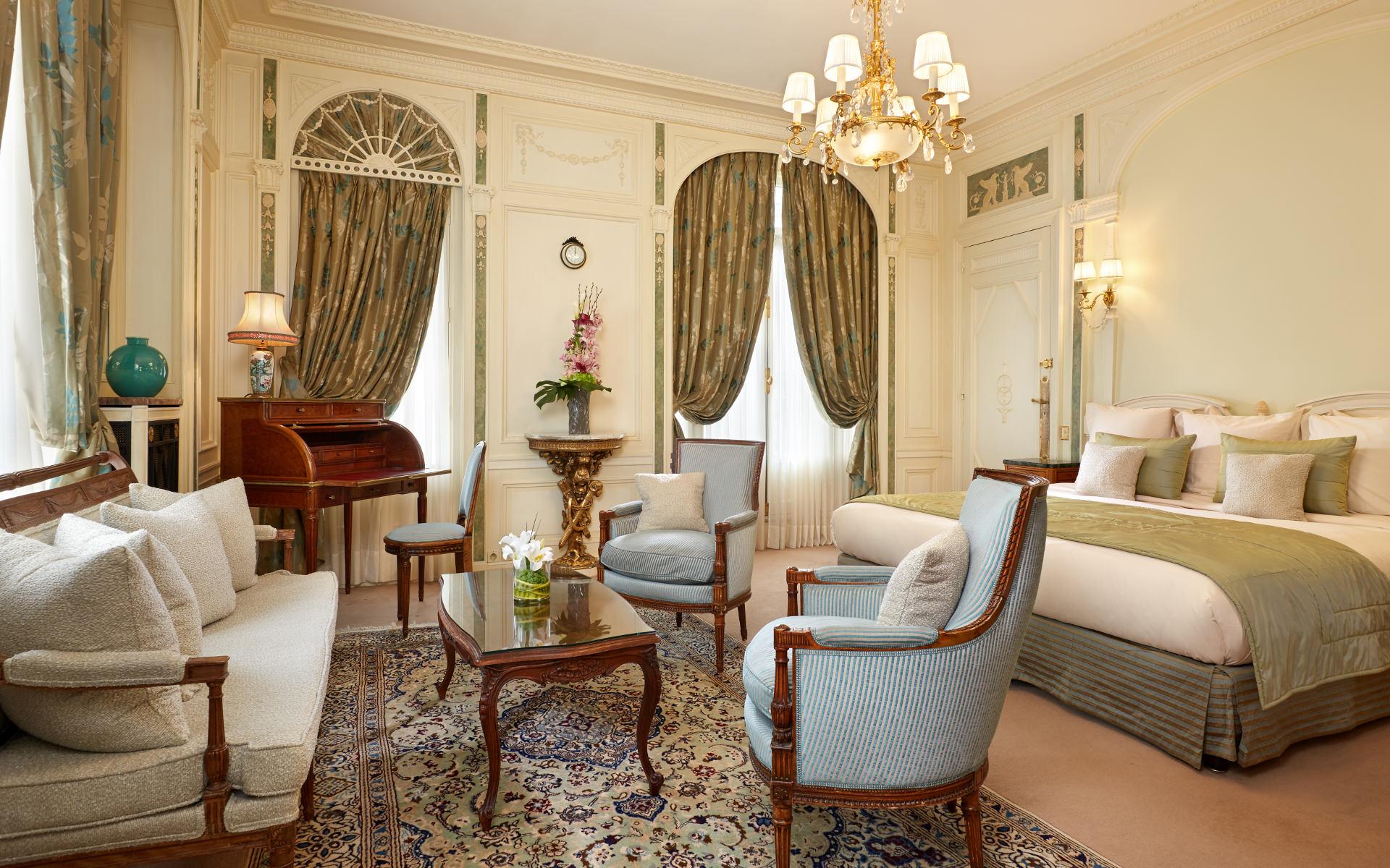 Les hôtels baverez hôtels de luxe paris